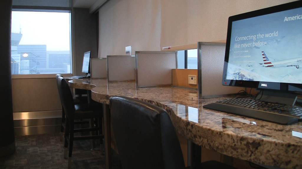 American Admirals Club Workstations