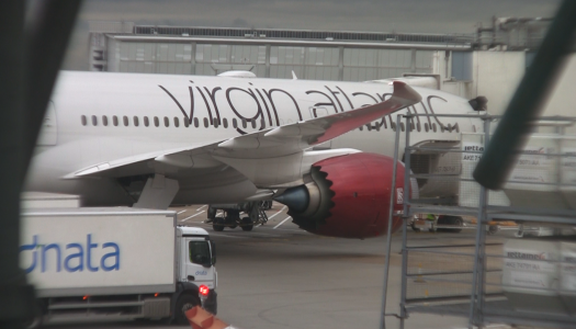 Virgin Atlantic Premium Economy on a 787-900 | Video
