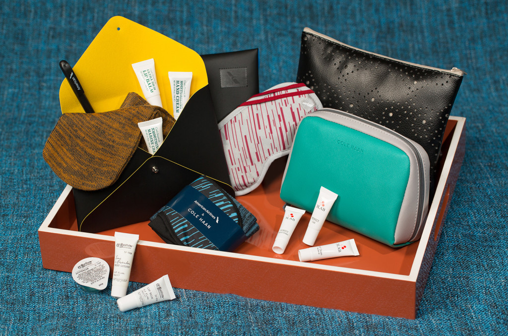 American Airlines New Amenities 2016