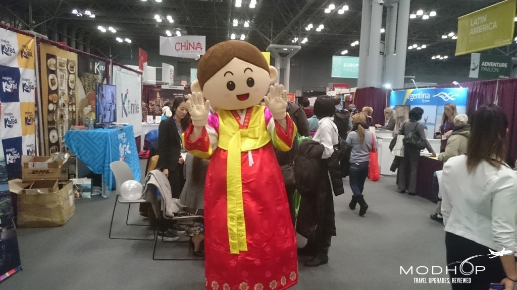 Korea at the 2016 New York Times Travel Show