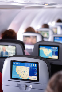 JetBlue A320/A321 Screens