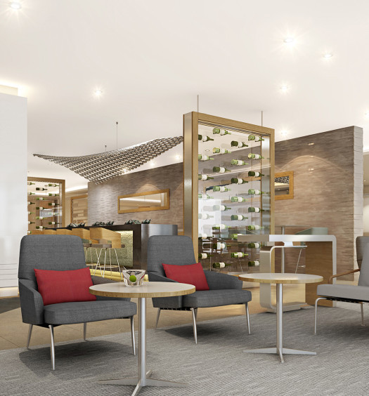 American Airlines Lounges
