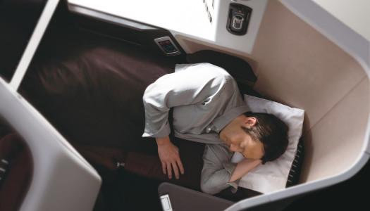 About Those new Japan Airlines Business Class Seats.