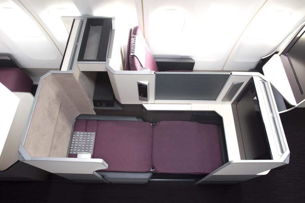 Japan Airlines Business Class 767-300ER