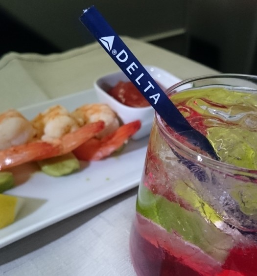 Delta One Appetizer