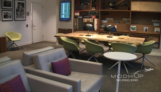 Centurion Lounge LGA Style – A Gallery.