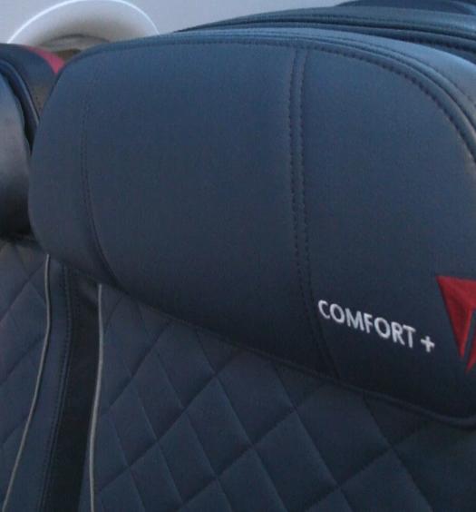 Delta Comfort Seats