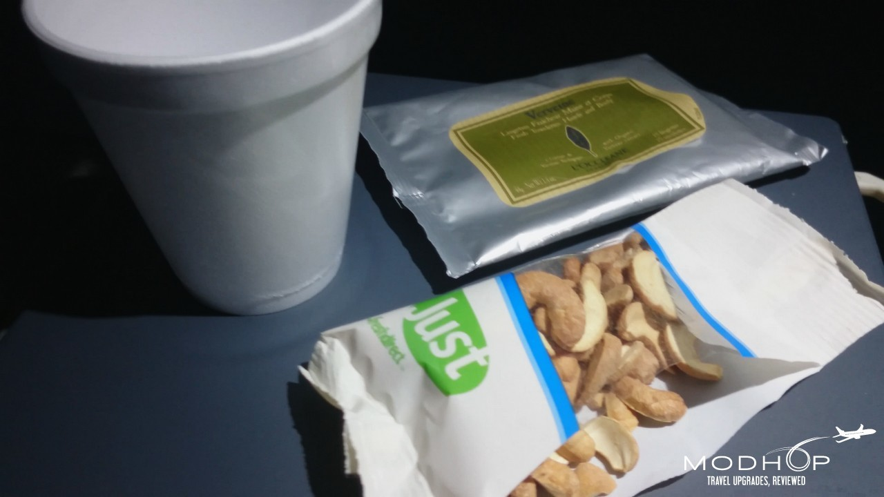 Spirit Airlines Food...well actually OUR food.