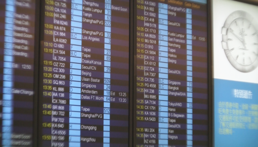 Find Zen now Without a Stupid Hong Kong Airport Map : Video