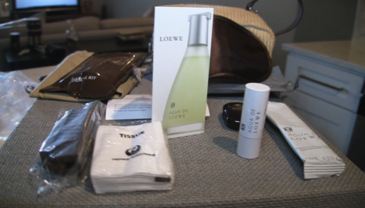 Is this JAL First Class Amenity Kit as Awesome as the Seat?