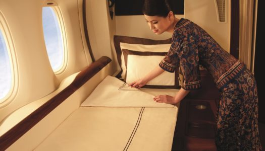 How to pay lots to fly Singapore Suites for Free
