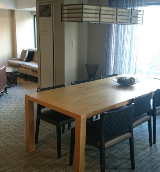 Sheraton Grand Chicago Club Lounge Interior