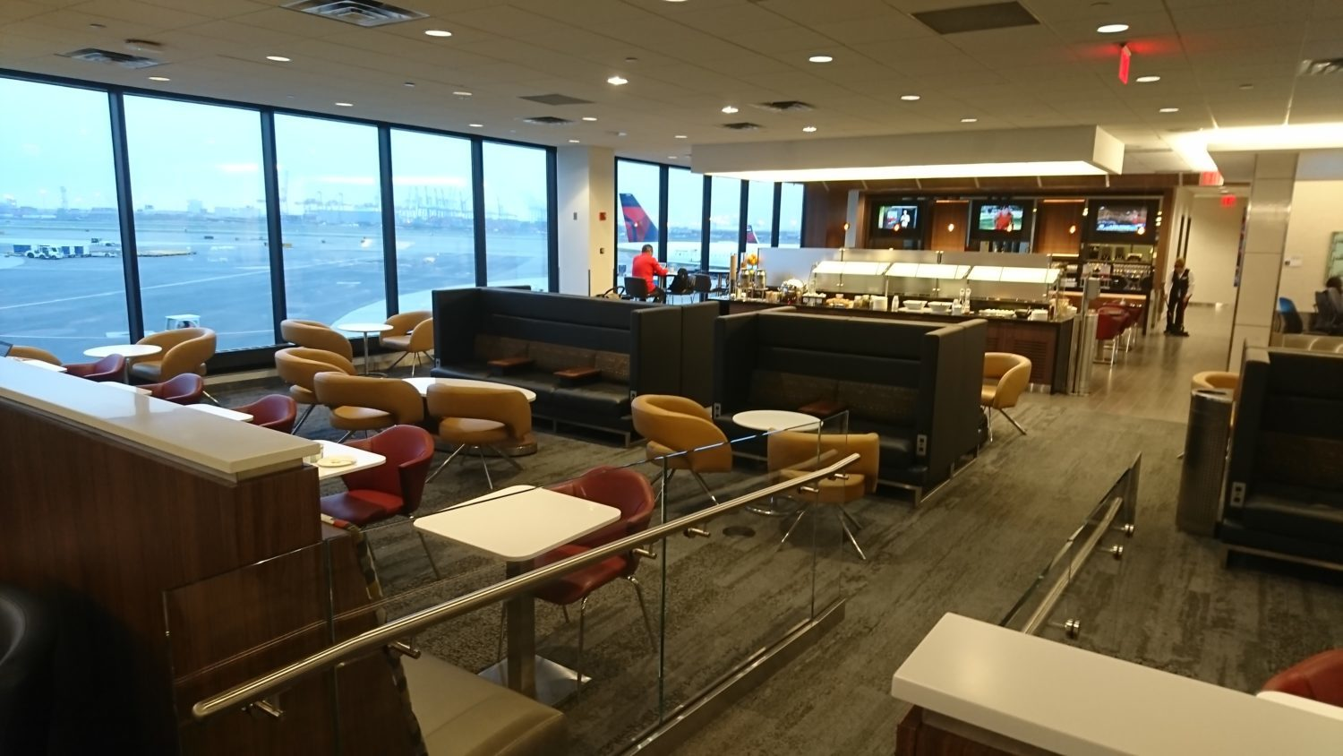Delta Sky Club at Newark