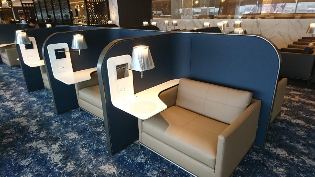 Work seating