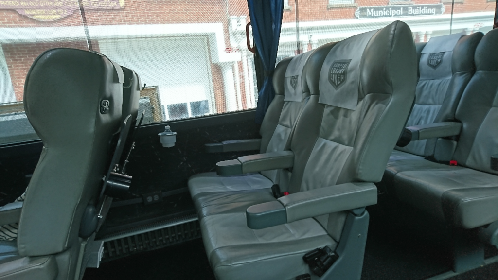Hampton Luxury Liner Diplomat Class Seats