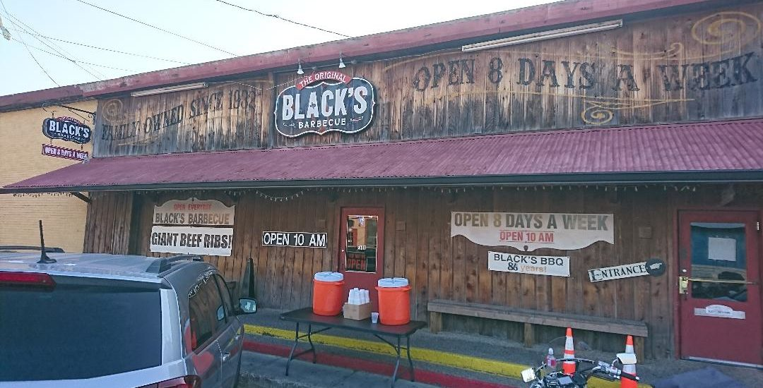Blacks BBQ in Lockhart