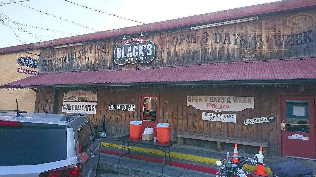 Blacks BBQ in Lockhart