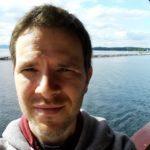 Burlington Ferry. Lake Champlain