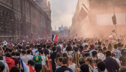 Navigating Around Turmoil in France: Bryan Apple | Modhop 38