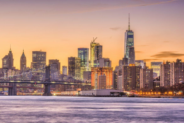 New York City Skyilne