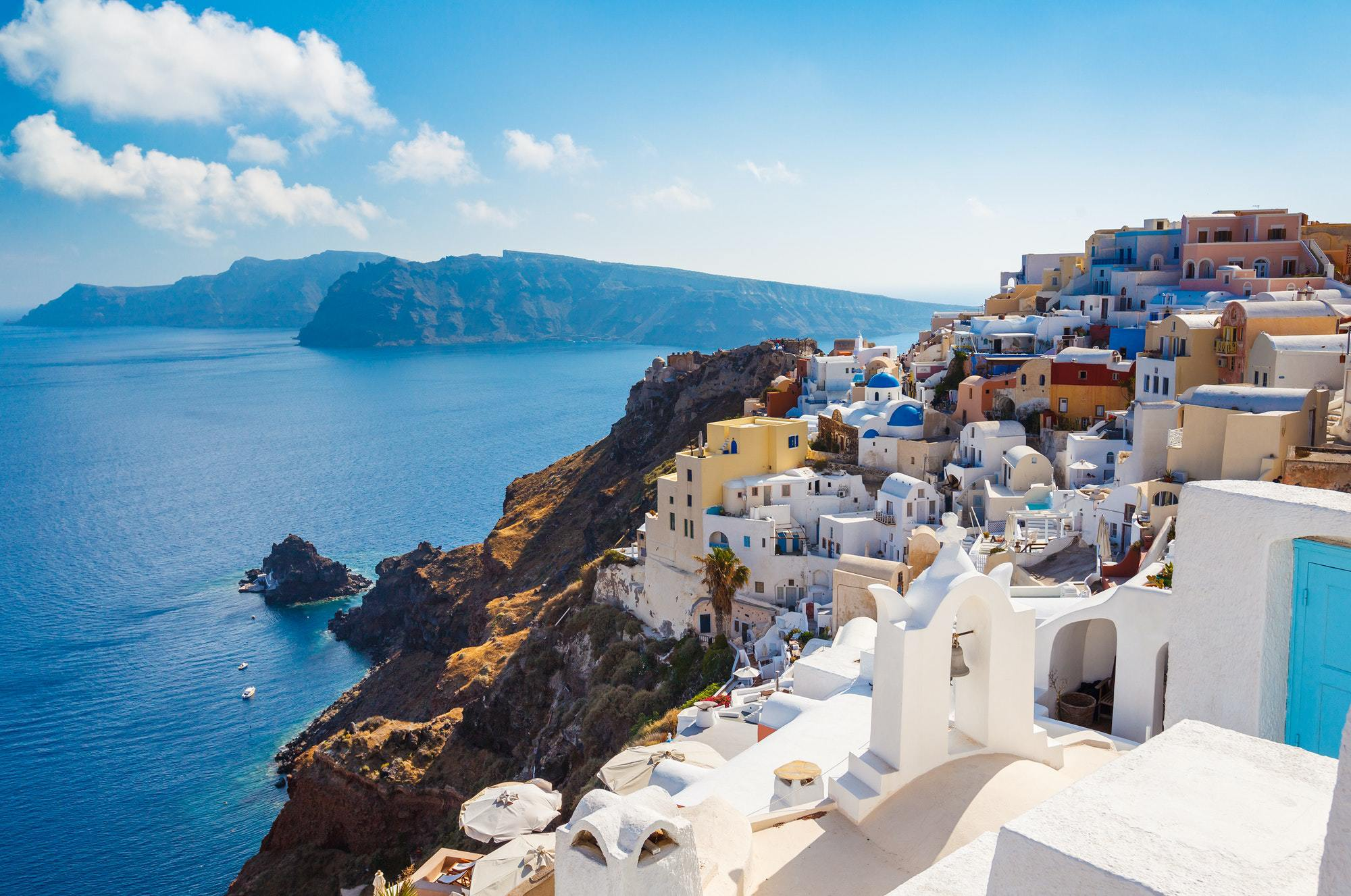 The 5 Top Greek Destinations You Must See Next