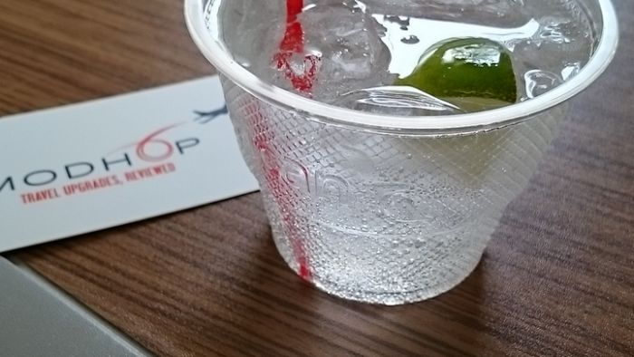 Pre Flight drink