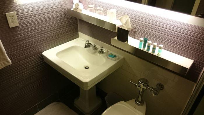 The W New York - Washroom