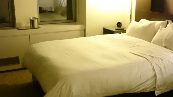 The W Hotel New York - Bed