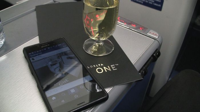 Delta 767300 One Class Champagne
