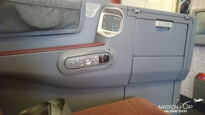 TAM Business Class Console