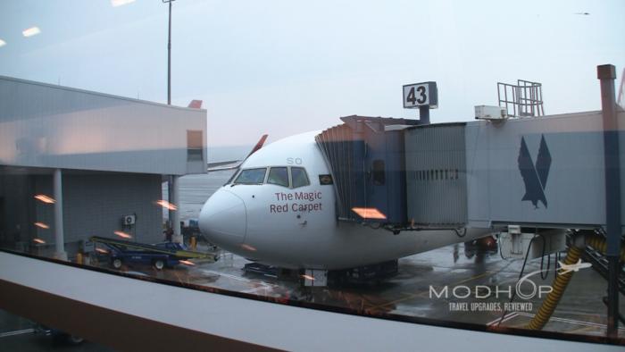TAM AIrlines 767-300