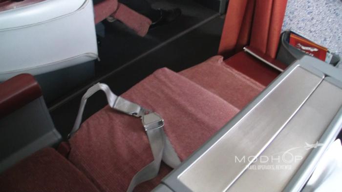 TAM Business Class Lie-flat Seat