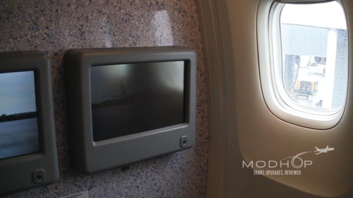 TAM Business Class Window seat